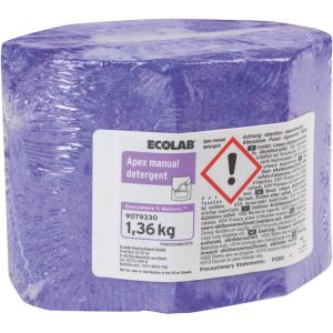 Ecolab Apex Manual Detergent 1,36 kg środek do mycia ręcznego (k/2)