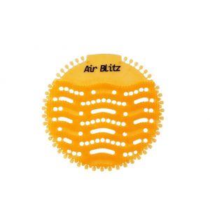 Wkład żelowy do pisuaru Air Blitz Wave 2 Cytrusowy, opakowanie 2 sztuki