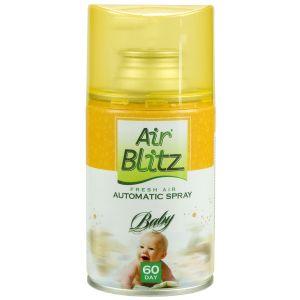 Air Blitz wkład do odświeżacza Baby żółty 260ml (k/24)