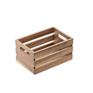 Acacia - buffet box 26x15x11,7cm