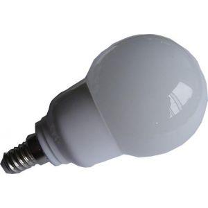 Żarówka LED BULB kulista BLB-E14 60DIP LED 3W MAT - ciepła