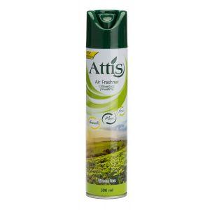 Odświeżacz ATTiS 300ml spray Herbata Zielona (k/24)
