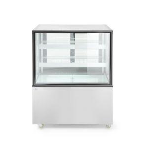 Witryna chłodnicza 2-półkowa 610 l