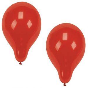 Balloons - red, diameter 25cm,100 pieces