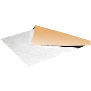 Papier kraft w dyspenserze, 350x250 mm, op. 300 sztuk