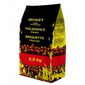 Brykiet 2 kg GRiLL