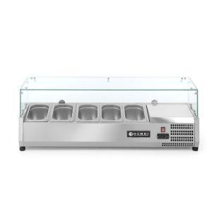 Nadstawa chłodnicza 5x GN 1/4 - kod 232903