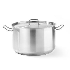 Kitchen Line medium pot with lid 15L