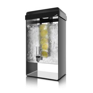 Rosseto dispenser beverage dispenser 18,9 L black - LD156