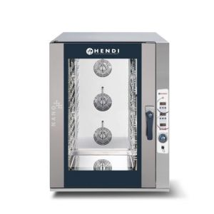 Hendi Nano combi steamer 12xGN 1/1 - electric, electronic control code 223239
