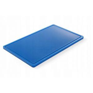 Haccp cutting board - Gn 1/1 blue for fish