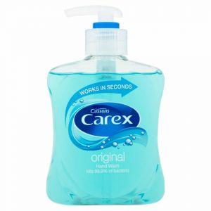 CAREX 250 ml mydło antybakteryjne