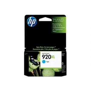 #HP OFFICEJET 920XL cyan (błękitny)