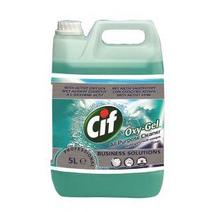 CIF BS OXY-GEL OCEAN 5l Skoncentrowany preparat do mycia podłóg, 7517870
