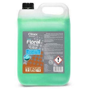 Uniwersalny płyn CLINEX Floral Ocean 5L 77-891, do mycia podłóg