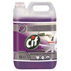 Cif 2in1 Cleaner Disinfectant 5l-skoncentrowany preparat myjąco-dezynfekcyjny