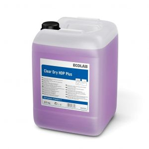 ECOLAB Clear Dry HDP Plus 5L Środek nabłyszczający do płukania naczyń w twardej wodzie