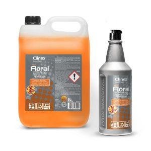CLINEX Floral Fruit 5L uniwersalny płyn 77-897, do mycia podłóg