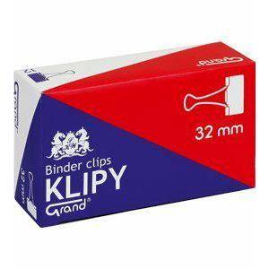 Clip 32 mm GRAND op. 12 sztuk