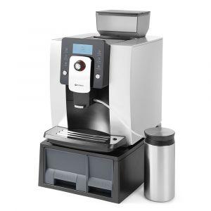 Ekspres do kawy automatyczny PROFI LINE srebrny- 208953