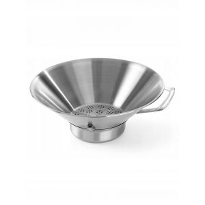 French Fries salting sieve