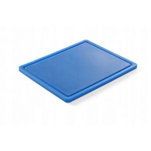 Haccp cutting board - Gn 1/2 blue