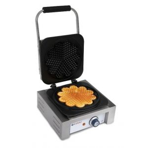 Waffle iron - waffles in the shape of a flower - code 212134