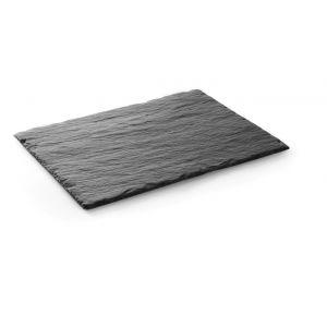 Slate rectangular plate GN 1/2 - code 424742