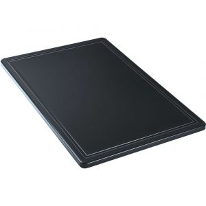 Cutting board 600x400x18mm black