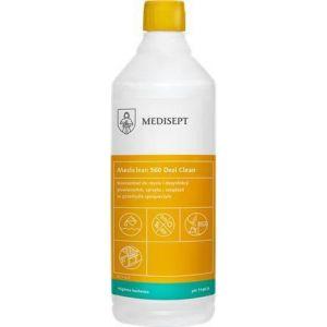 MEDICLEAN MC560 Dezi Clean 1l Koncentrat do mycia i dezynfekcji powierzchni, sprzętu i urządzeń w przemyśle spożywczym