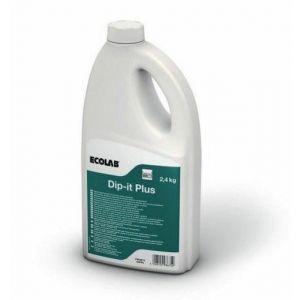 ECOLAB Dip IT Plus 2,4kg (k/6) proszek do usuwania osadów po kawie