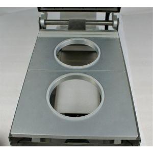 Ramka do tacek CAS CDS-01 ZUPA fi115mm podwójna, seria 81XX