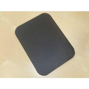 Wkładka tacka styropianowa Linflat 70 czarna, cena za opakowanie 850szt