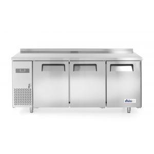 Stół chłodniczy Kitchen Line 3-drzwiowy z agregatem bocznym - kod 233382
