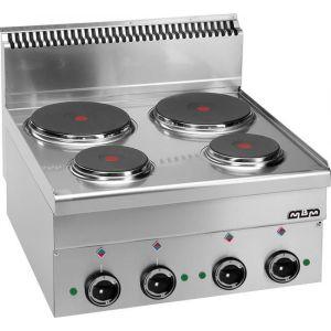 Kuchnia Elektryczna Mbm600 4-Płytowa, Stołowa