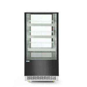 3-shelf cooling display case 650 l