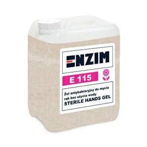 ENZIM 115 żel antybakteryjny 5L do dezynfekcji rąk