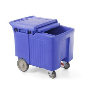 Insulated container for transporting ice 112L - code 707739