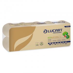 Papier toaletowy EcoNatural 10 LUCART 19,8m, 2W op. 10 rolek
