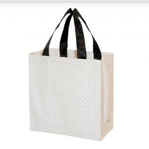 EKO torba na zakupy mini KROPKI 10l 25x15x27cm