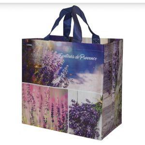 EKO torba na zakupy PIKNIK PROWANSJA 24l, 35x20x35cm