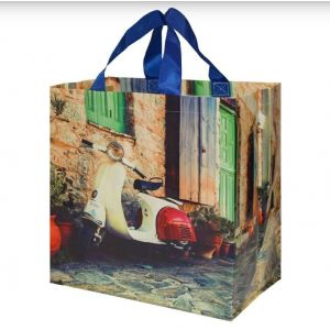 EKO torba na zakupy PIKNIK SKUTER 24l, 35x20x35cm