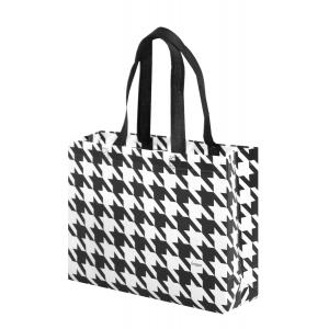 EKO torba na zakupy ultra mini PEPITKA 8L 35x10x25cm (k/100)