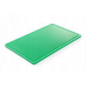 Haccp cutting board - Gn 1/1 Green