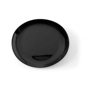 Talerz do steków czarny Friends Time 300x260x(H)30 kod N2177