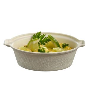 FINGERFOOD trzcina PLA mini pot Eskoffie