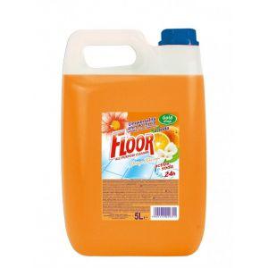 FLOOR 5l ACTiVE SODA Orange Blossom uniwersalny płyn do podłóg, ścian, glazury