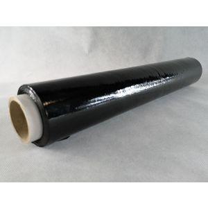 Folia do palet czarna 50 cm, 1,5kg, 23 microny, cena za 1 sztukę