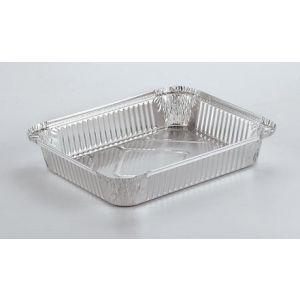 Foremka aluminiowa R-98L-R131 3080 ml 319x259x50mm, do zamykania, op. 50 sztuk (k/8)