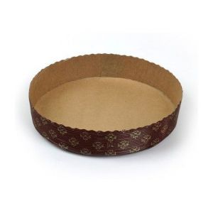 Round baking form 170x35mm, 800 pieces